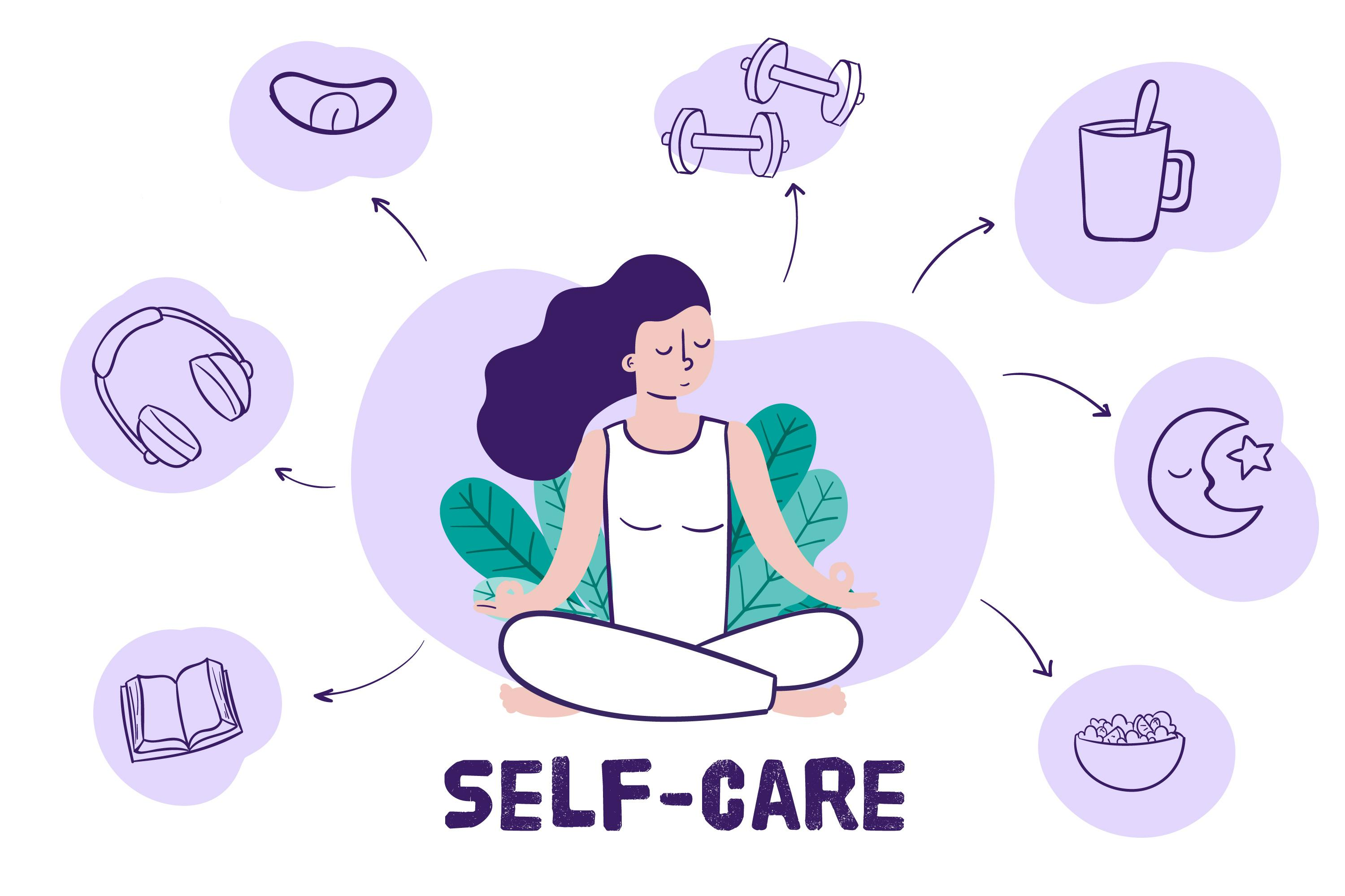 Daily Self-Care Tips (to take with you after the Pandemic)
